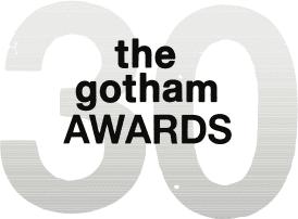 Gotham 2020 logo grayscale